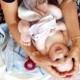move birgit hug ayurvedische Babymassage